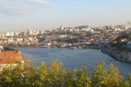 Вид на Порто