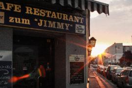 Ресторан Zum Jimmy
