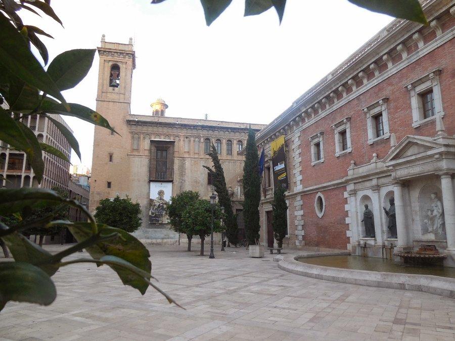 Музей религиозного искусства в Валенсии