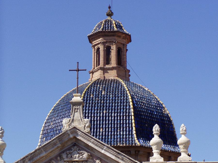 Iglesia de Santo Tomás y San Felipe Neri в Валенсии