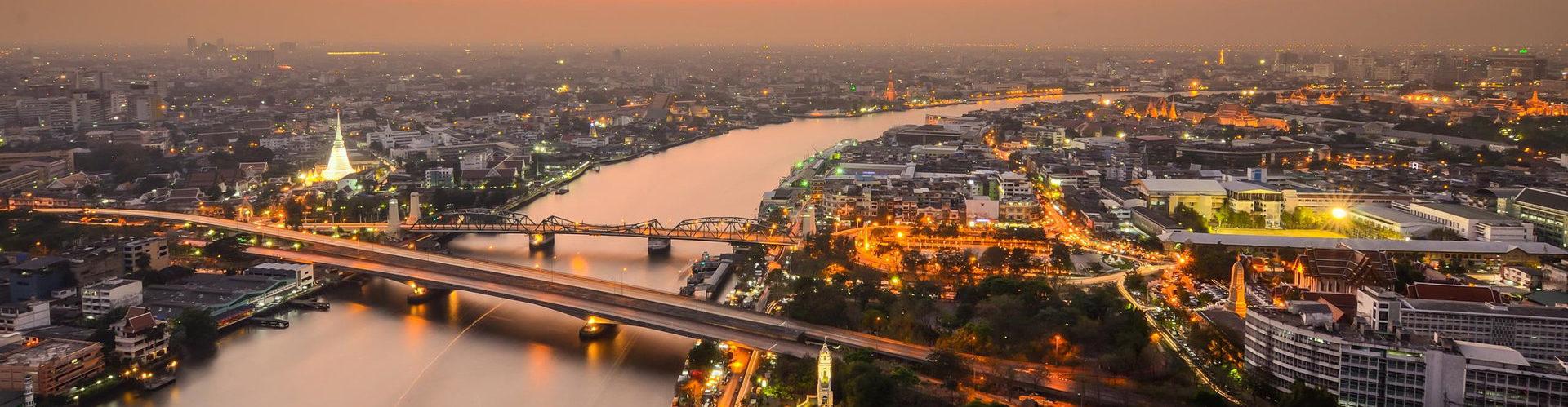 Вид Новосибирска