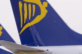 Хвосты Ryanair