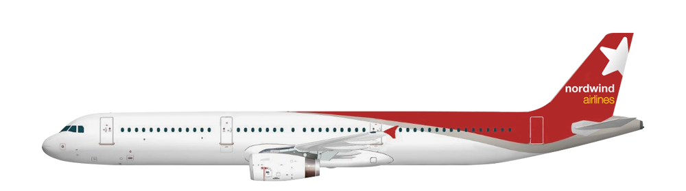 A321-200 Nordwind Airlines
