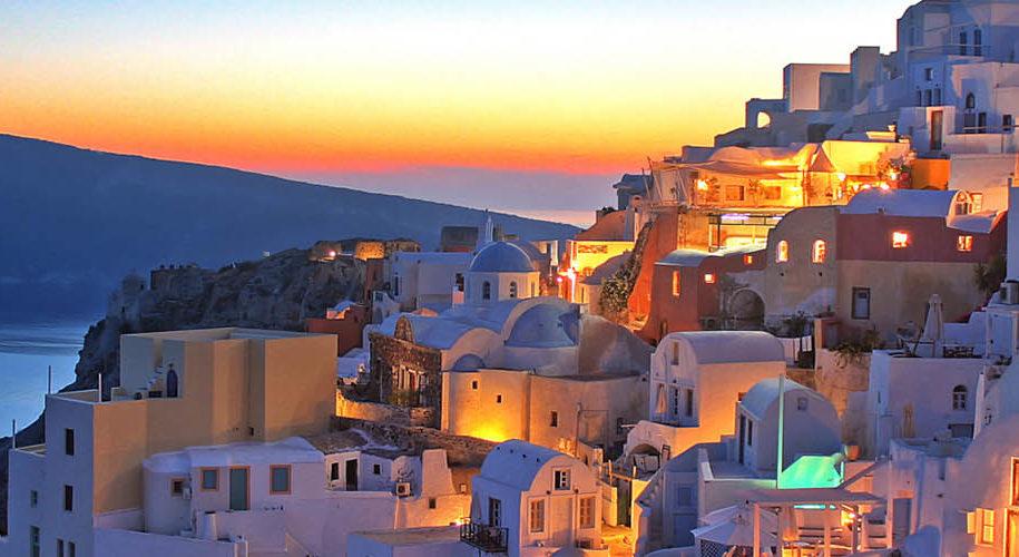 Виды Греции