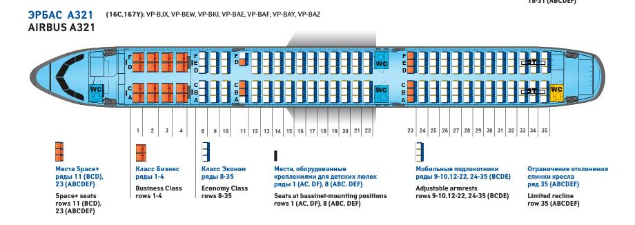 Аэробус 321 схема мест фото 599