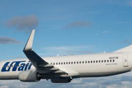 Боинг 737 авиакомпании ЮтЭйр
