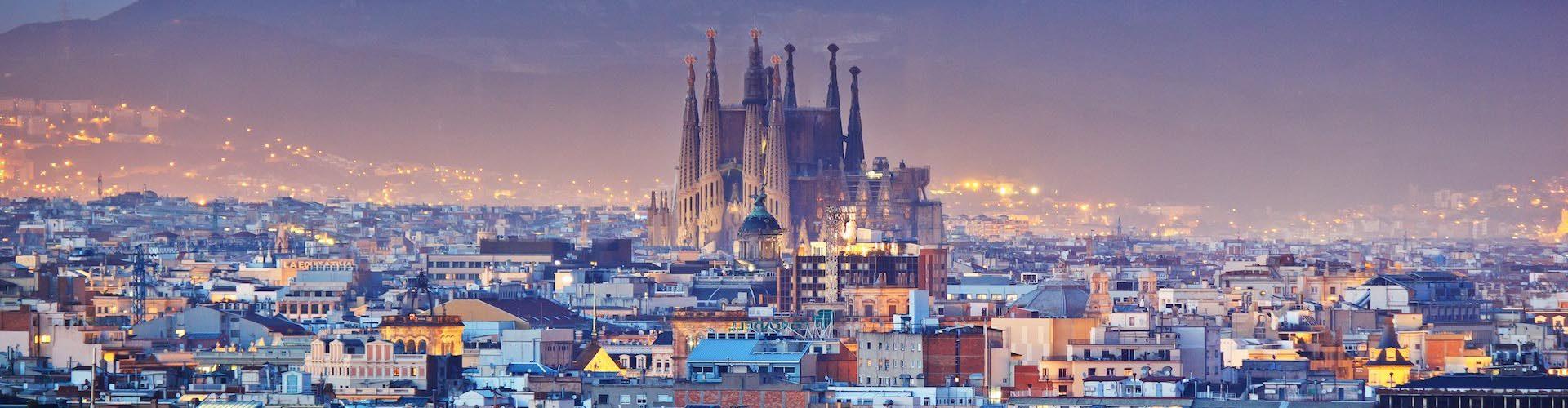 Цены на авиабилеты в Барселону Испания Дешевые билеты