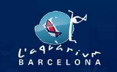логотип аквариума в Барселоне