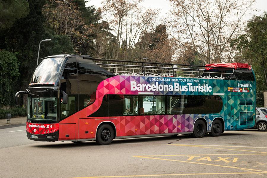 Автобусы Барселона Бас Туристик