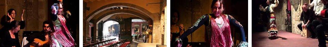 Билеты на шоу фламенко в Palau Dalmases