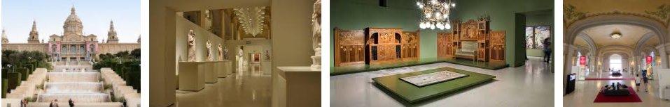 Национальный музе искусства Каталонии