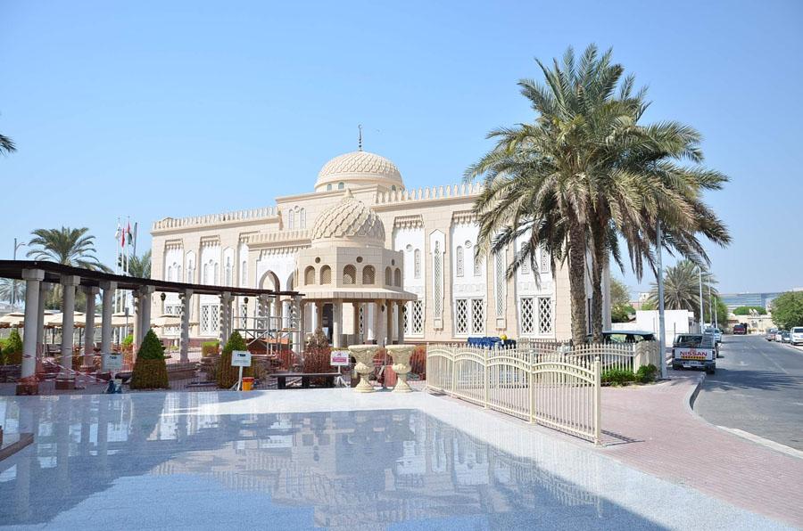 Мечеть Джумейра в Дубай