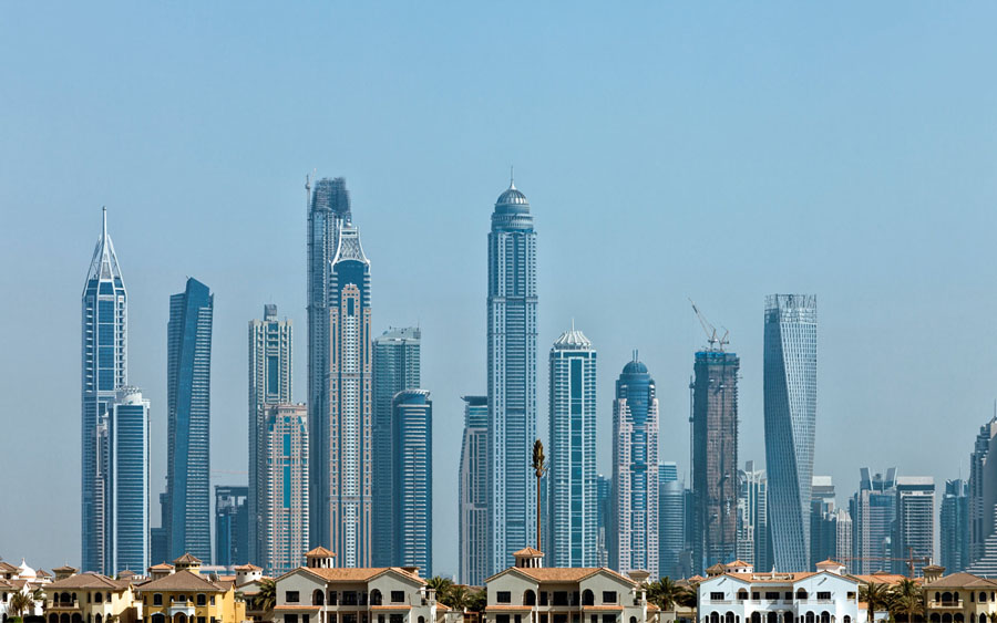 Tallest Block Dubai