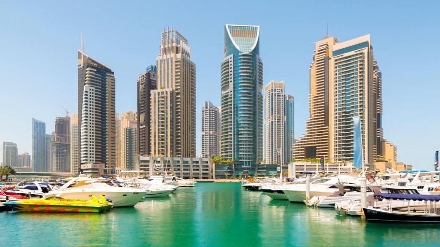 Дубайский Залив