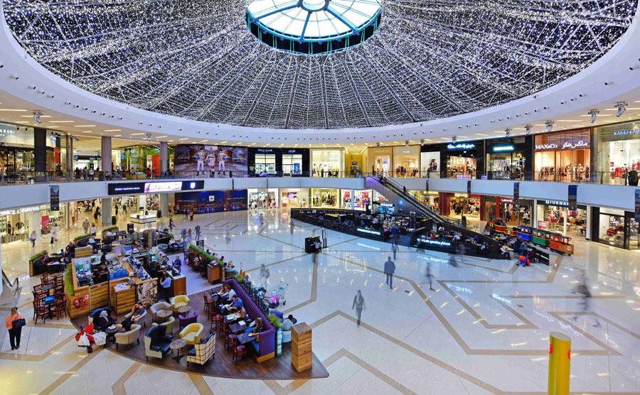 Marina Mall Dubai