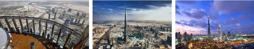 Бурдж Халифа в Дубаи