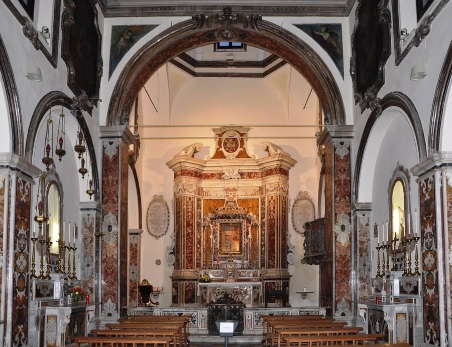 Црковь Santa Maria dell'Orazione e Morte в Риме