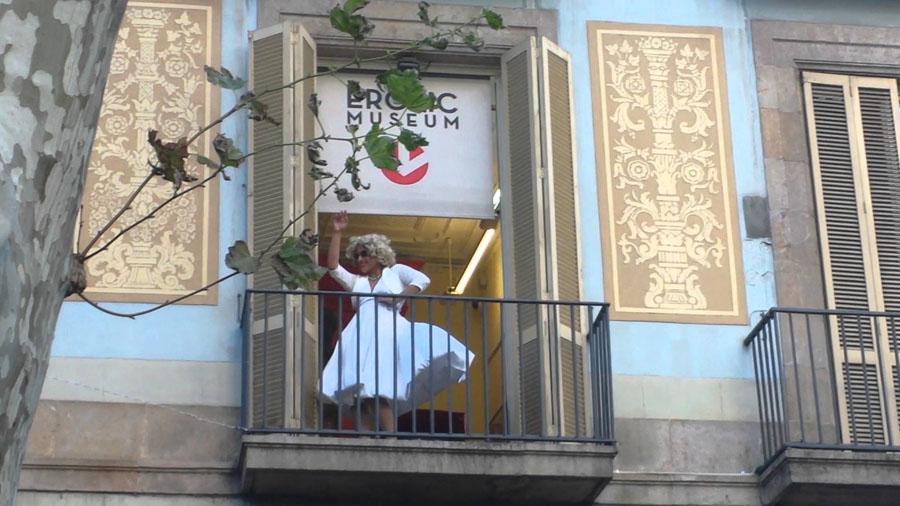 Эротический музей в Барселоне