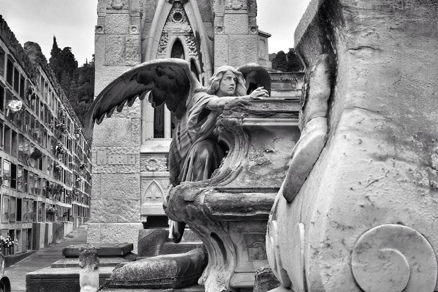 Монжуикское кладбище