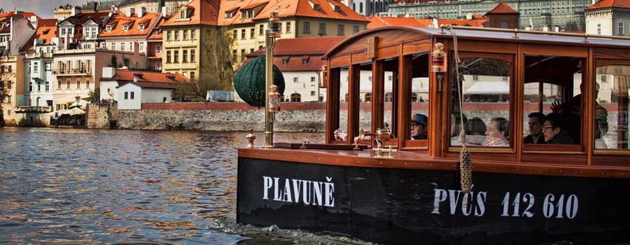 Речные круизы в Праге
