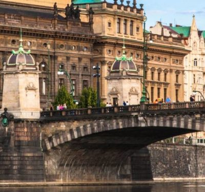 Мосты в Праге