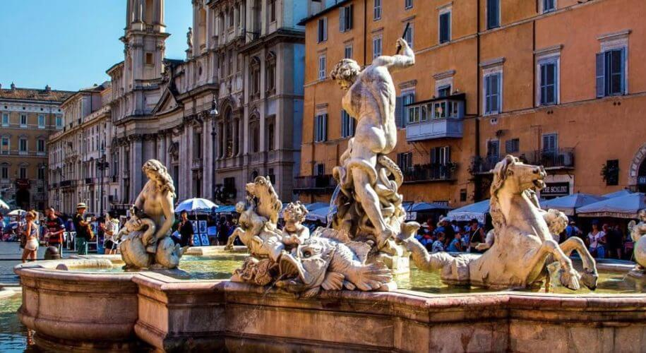Площадь Рима