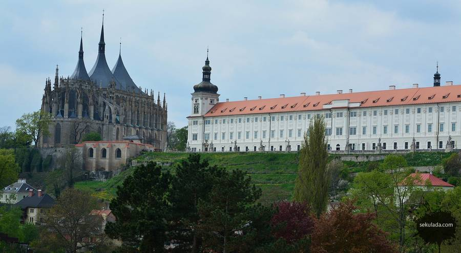 Кутна Гора в Чехии