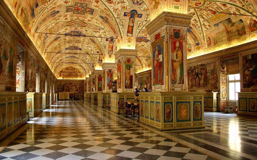 Музей Ватикана и Сикстинская Капелла
