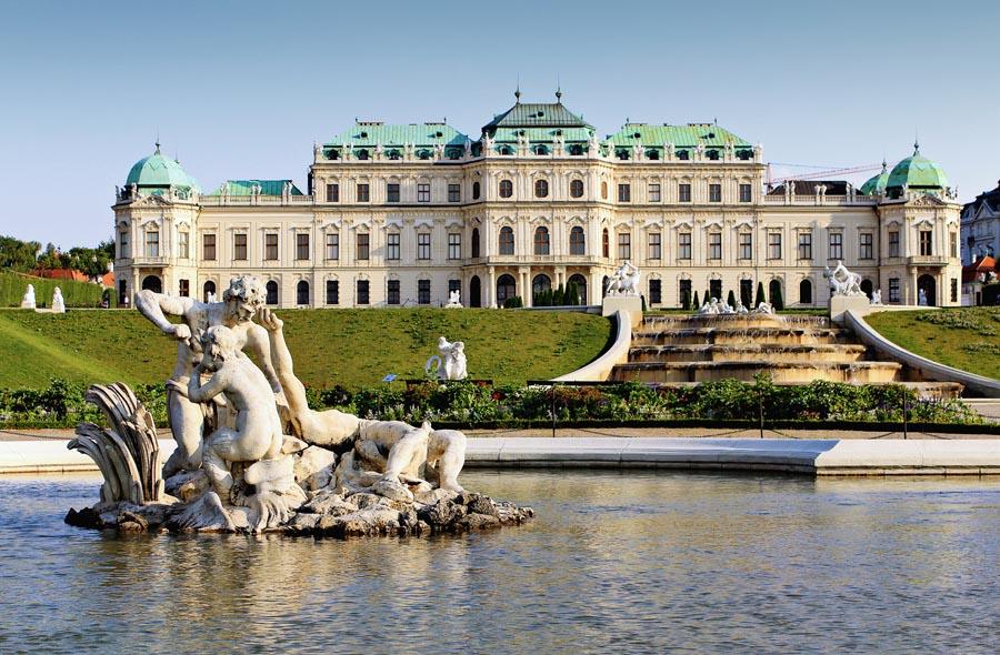 Экскурсии в Вену из Праги