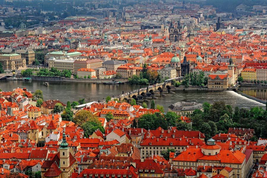 Экскурсия - Прага за один день.