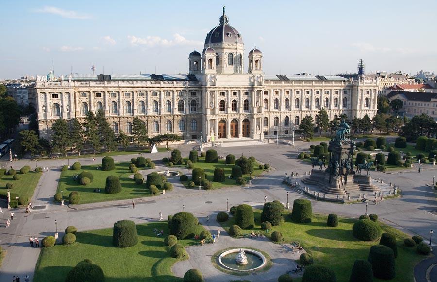 Музей изобразительных искусств в Вене