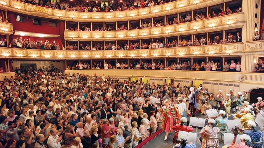 классические концерты в Вене