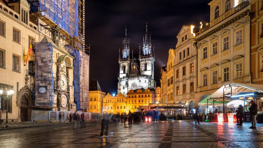 Правобережная Прага