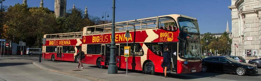 Автобусы Big Bus в Вене