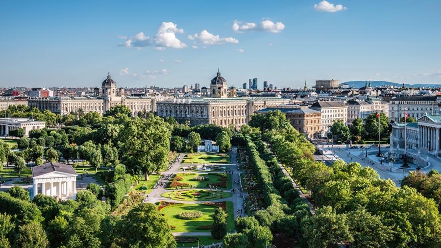 Экскурсия в Вену из Праги