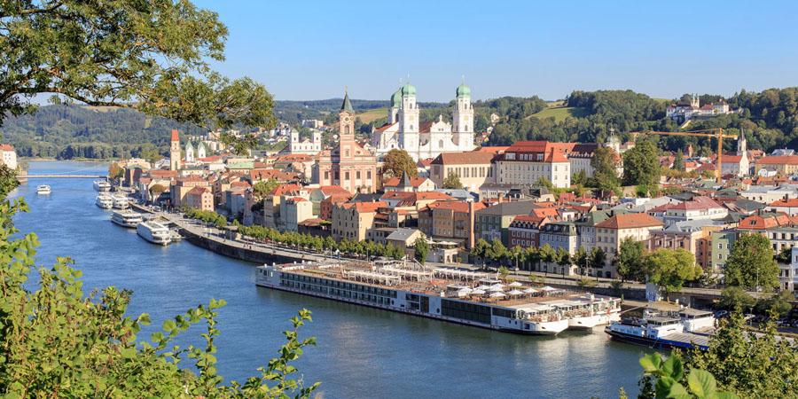 Круиз по Дунаю в Вене