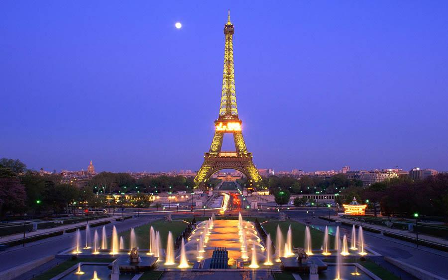 Экскурсия по Парижу на автомобиле