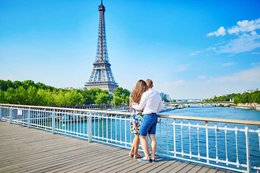 Шарм и очарование Парижа