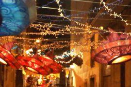 Большой фестиваль Грасиа (Festa Major de Gràcia)