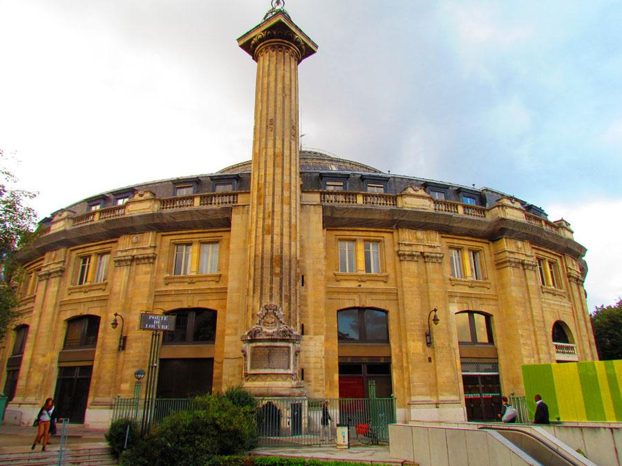 Колона Медичи в Париже