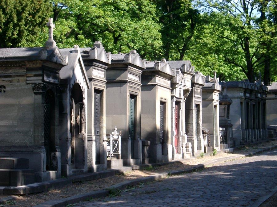 Кладбище Парижа