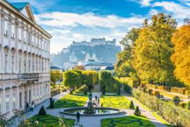 Экскурсия в Зальцбург из Вены