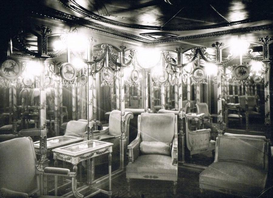 Шабанэ в Париже
