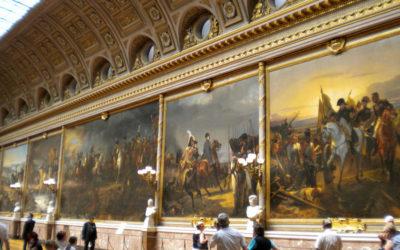 Картинная галерея Версаля