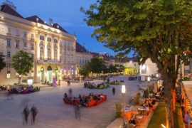 Автобусная экскурсия по Вене