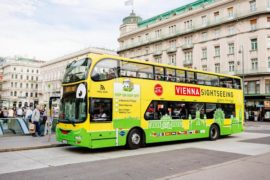 Бас туристик в Вене
