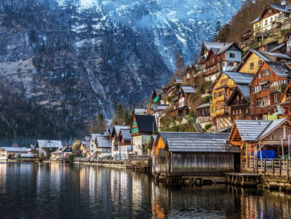 Альпийский панорамный тур в Хальштатт