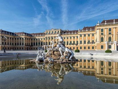 Экскурсия во Дворец Шёнбрунн