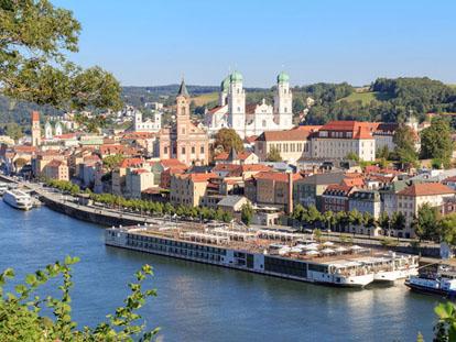 Круиз экскурсия по Дунаю