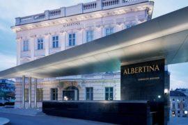 Музей Альбертина в Вене